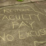Restore faculty pay!